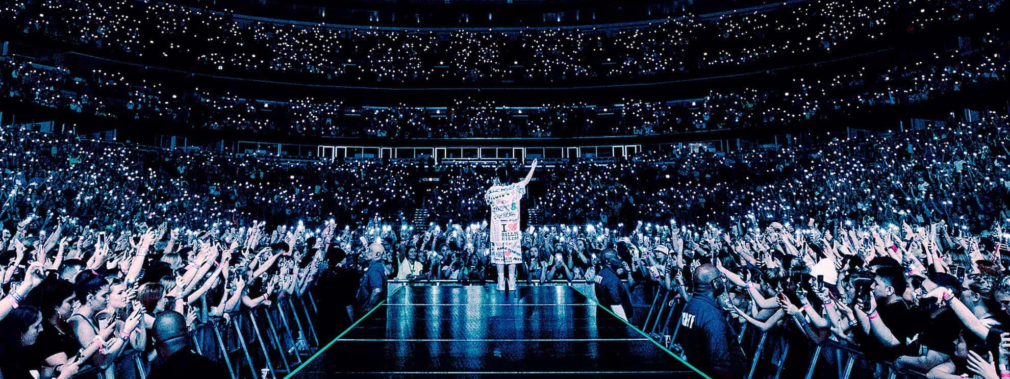 Billie-Eilish-concert tourt